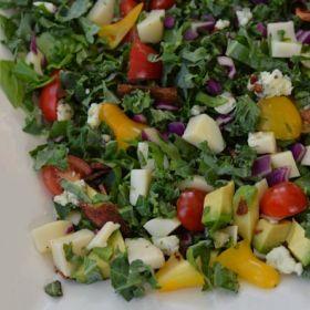 Jessica's Montana Kale Salad