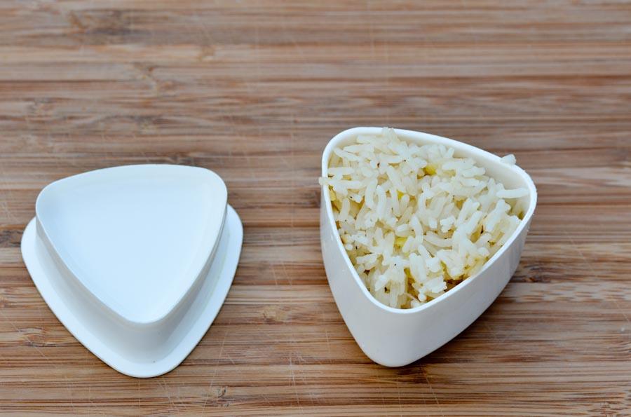 Rice mold