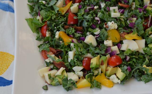 Montana Kale Salad