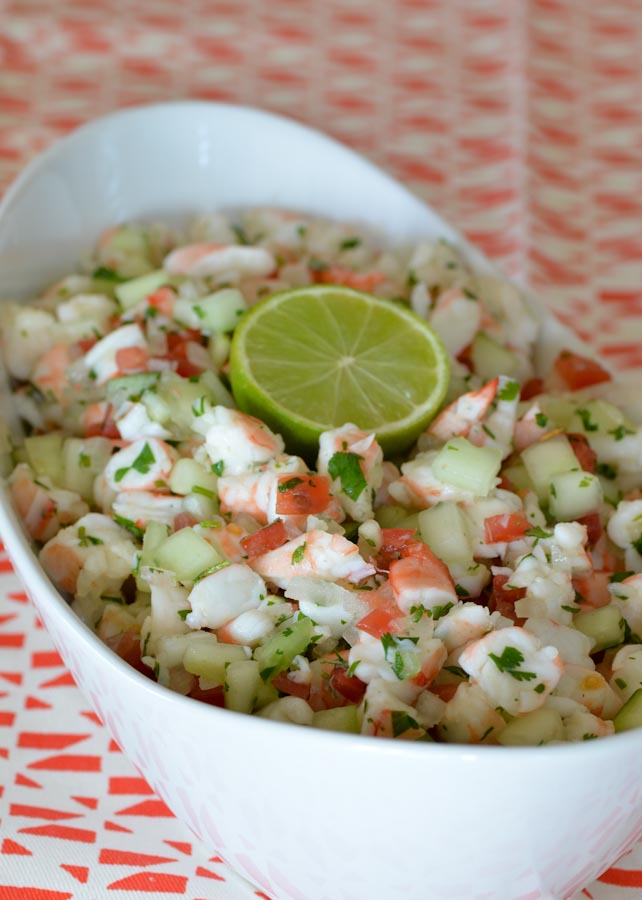 Shrimp Ceviche Recipes — Dishmaps